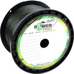 Шнур POWER PRO Super Lines Moss Green, 1370 m, 0.23 mm