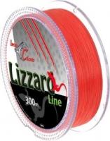 Шнур SAENGER IRON CLAW Lizzard Line 300m 0.03mm 2.7kg Orange