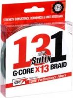 Шнур SUFIX 131 G-Core 150m #1.2/0.185mm 25lb/11.4kg /Lo-Vis Green