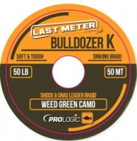 Шок-лидер PROLOGIC Bulldozer K Braided Shock Leader 50m 50lbs