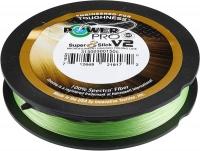 Шнур POWER PRO Super 8 Slick V2 Aqua Green 135m 0.13mm 18lb/8kg