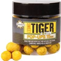 Бойлы плавающие DYNAMITE BAITS Sweet Tiger & Corn Pop-Ups 15mm