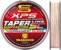 Леска конусная TRABUCCO S-Force TAPER LINE SC Surfcasting 250m 0.20-0.50mm