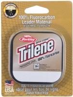 Флюорокарбоновая леска Berkley Trilene 100% Fluorocarbon 50m 0.38mm 11.3kg/25lb Clear