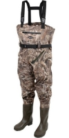 Вейдерсы PROLOGIC MAX5 Nylo-Stretch Chest Wader w/Cleated 40/41