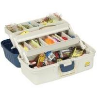 Ящик PLANO 2-TRAY BOX BLUE/WHITE